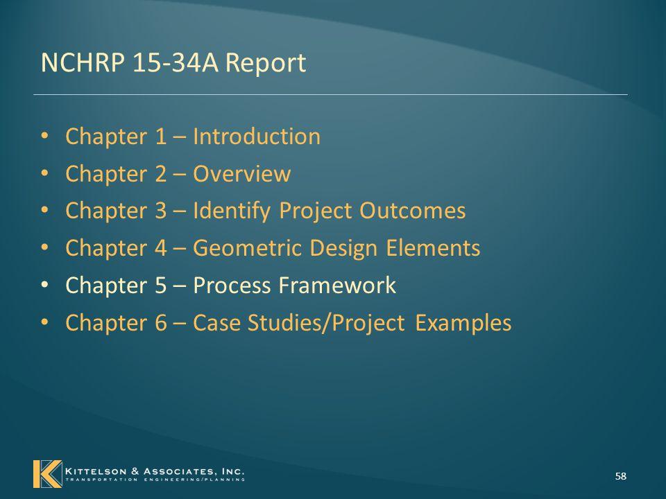 Chapter 5 – Process Framework 59
