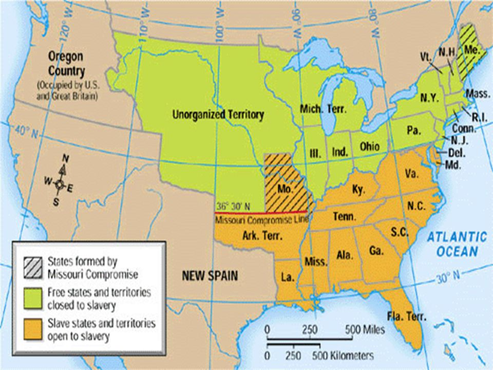 The vast land acquired in Manifest Destiny would soon created new problems over the old issue of slavery Should the new territories allow slavery or be free.