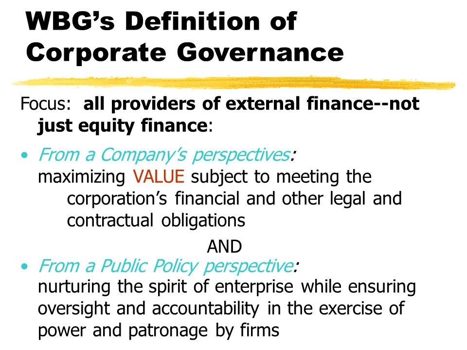INTERNAL FACTORS EXTERNAL FACTORS EFFICIENCY PROFITABILITY AGILITY THE MODERN CORPORATION The Modern Corporate System
