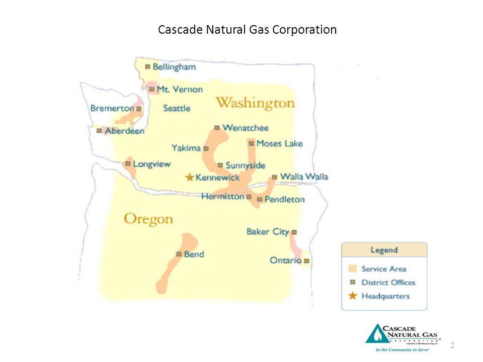 Cascade Natural Gas Corporation 2
