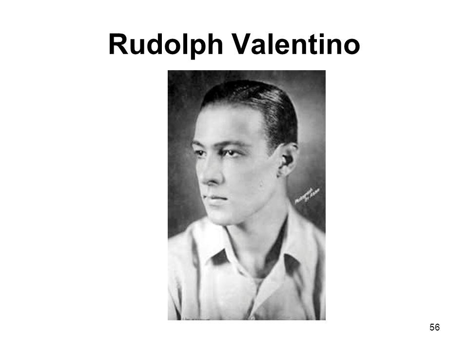 Rudolph Valentino 56