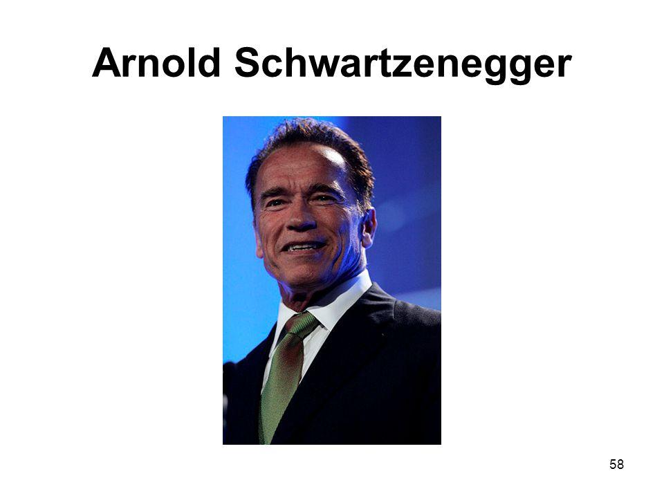 Arnold Schwartzenegger 58