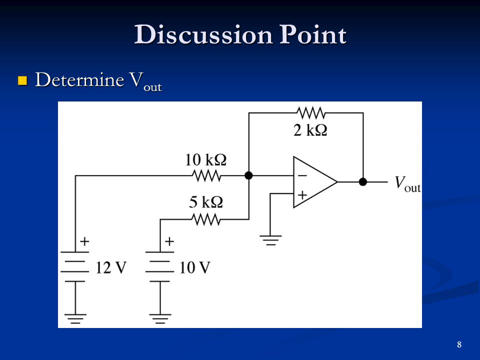 Binary-Weighted Digital-to-Analog Converters Sum of the currents from the input resistors Sum of the currents from the input resistors Binary weighting factor Binary weighting factor 9