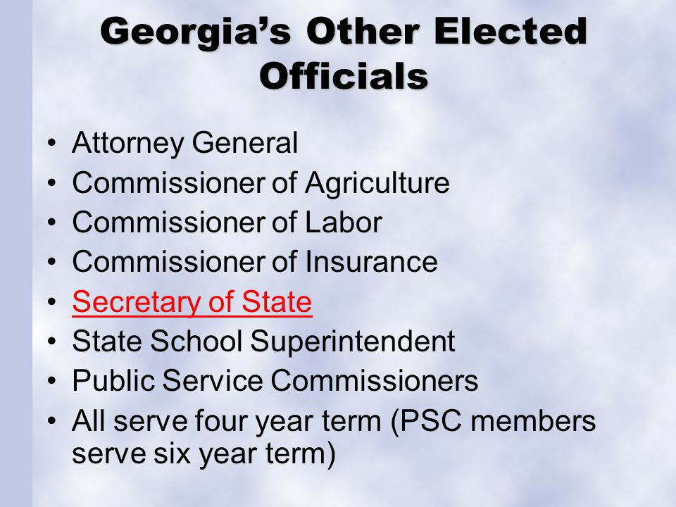 Section 3: The Judicial Branch of State Government ESSENTIAL QUESTION –What is the role of the judicial branch in Georgia government?