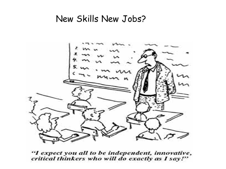 New Skills New Jobs