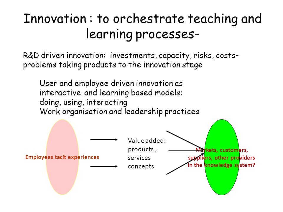 The enabling role of ICT- BUT.