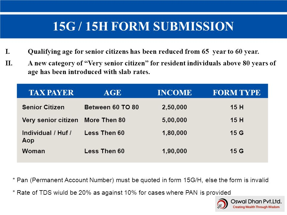 INCOME TAX SLAB 2011 – 2012 For General Tax Payer TAX SLAB 0 - 1,80,000 1,80,001 - 5,00,000 5,00,001 - 8,00,000 8,00,001 above TAX RATE Nil 10% 20% 30% TAX SLAB 0 - 2,50,000 2,50,001 - 5,00,000 5,00,001 - 800,000 8,00,000 - above TAX SLAB 0 - 1,90,000 1,90,001 - 5,00,000 5,00,001 - 8,00,000 8,00,001 above TAX RATE Nil 10% 20% 30% TAX SLAB 0 - 5,00,000 500,001 - 8,00,000 8,00,000 - above Senior Citizen Senior Citizen (Age above 60years and less then 80 years) ( Above 80years (new category) ) Individual, AOPs, Trusts: Women: 53 TAX RATE Nil 10% 20% 30% TAX RATE Nil 10% 20% 30%