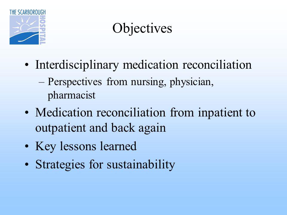 Benefits Improve patient compliance.Improve patient safety.
