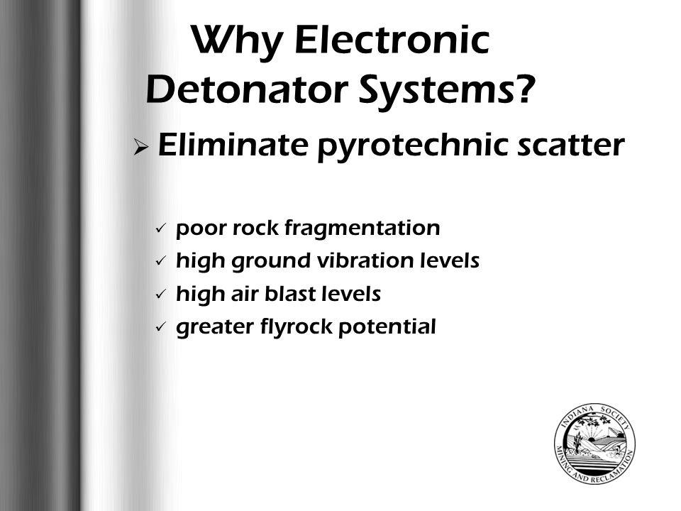 Why Electronics?