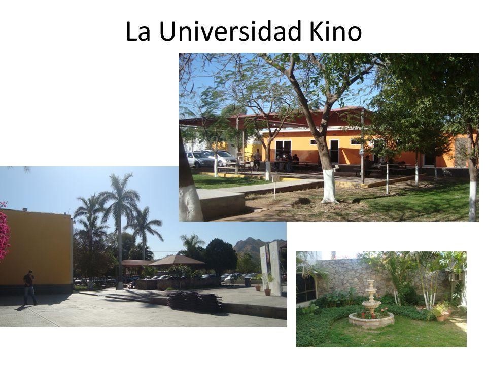 La Universidad Kino