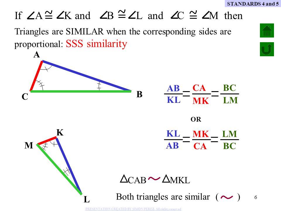 7 4 6 X+6 2X+3 A S B R C T The triangles below are similar, find CA=.