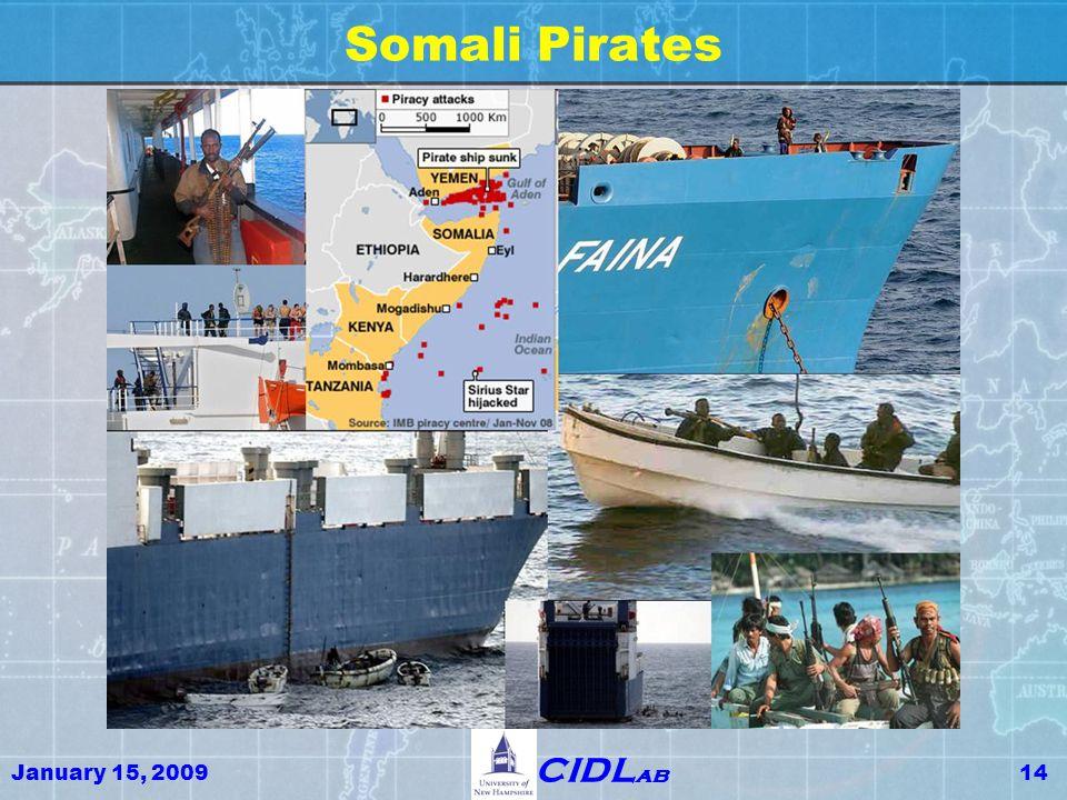 January 15, 200914 CIDL ab Somali Pirates