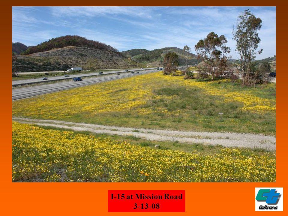 I-15 at Mission Road 3-13-08