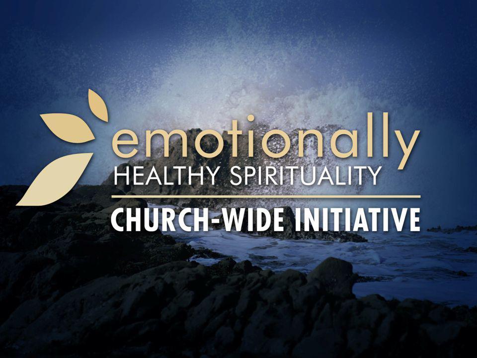 The Problem of Emotionally Unhealthy Spirituality: Part 1 1 Samuel 15:20-31
