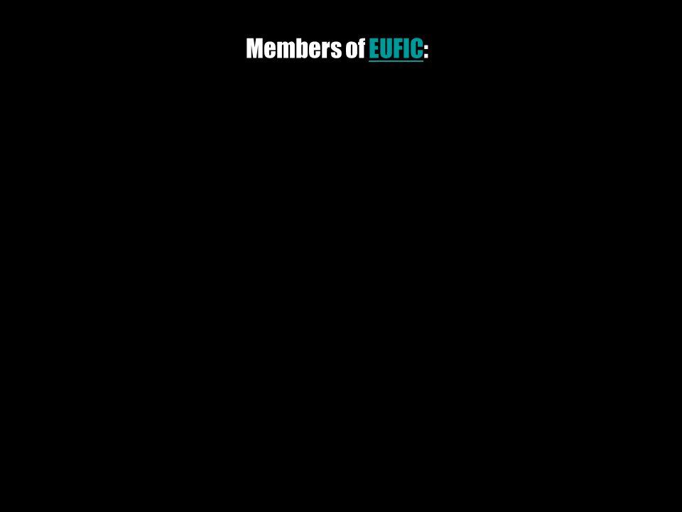 Members of ILSI Europe:ILSI Europe