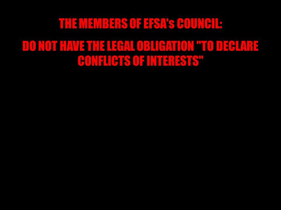 Members of EUFIC:EUFIC