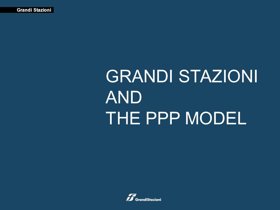 Grandi Stazioni GRANDI STAZIONI AND THE PPP MODEL