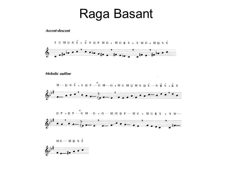 Raga Basant