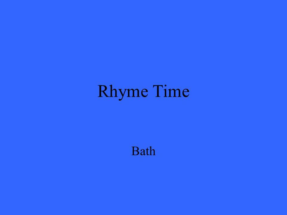 Rhyme Time Bath