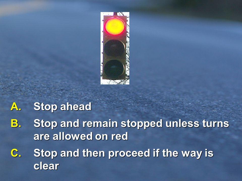 Traffic Signal #11...