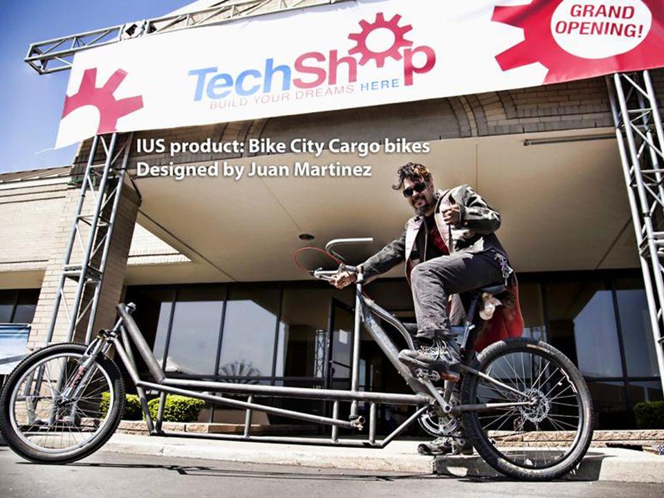 IUS Product – BikeCity cargo bike -designer Juan Martinez