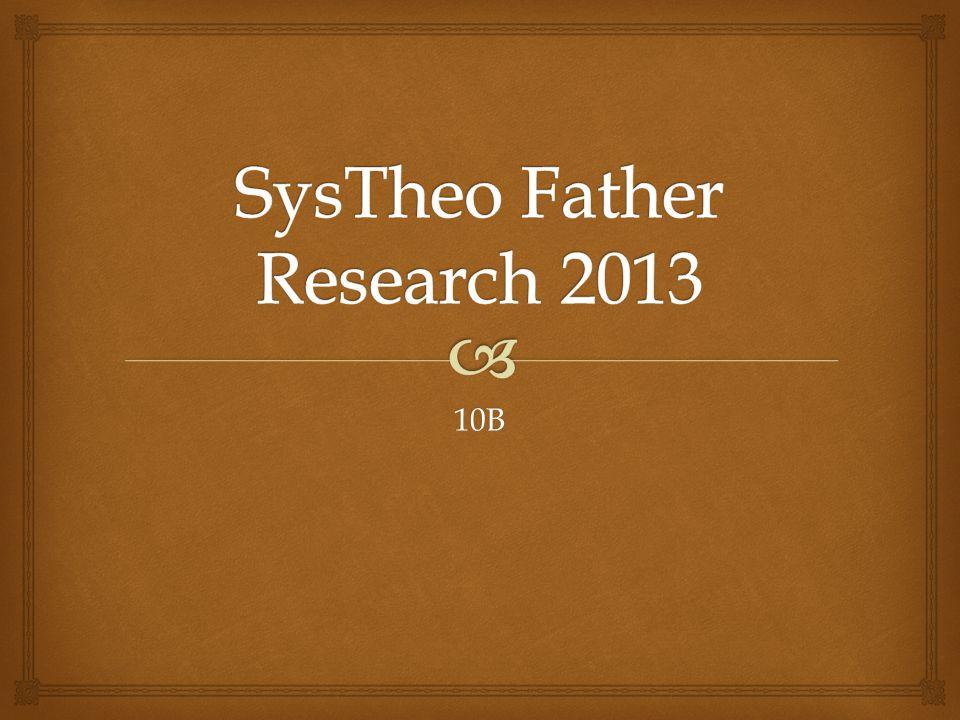   The Term Father not used? (Deut. 32:6) Torah