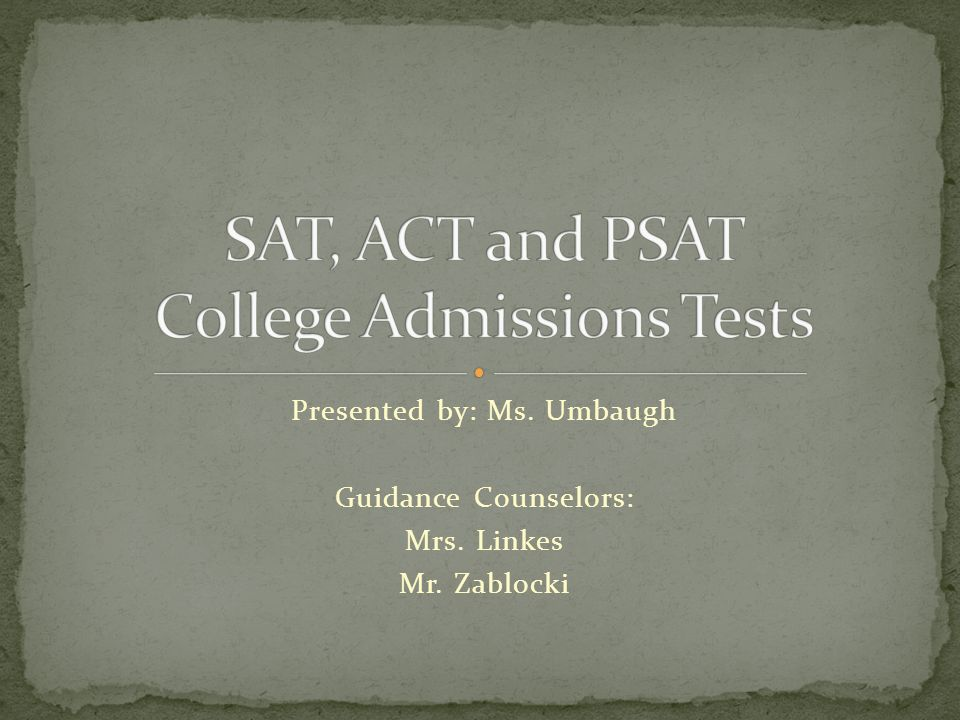 SAT Cost: $52.99 SAT tests the reading, writing and math skills that you learn in school SAT also provides the opportunity for you to connect to scholarship opportunities SAT scores are among the factors considered in college admission.