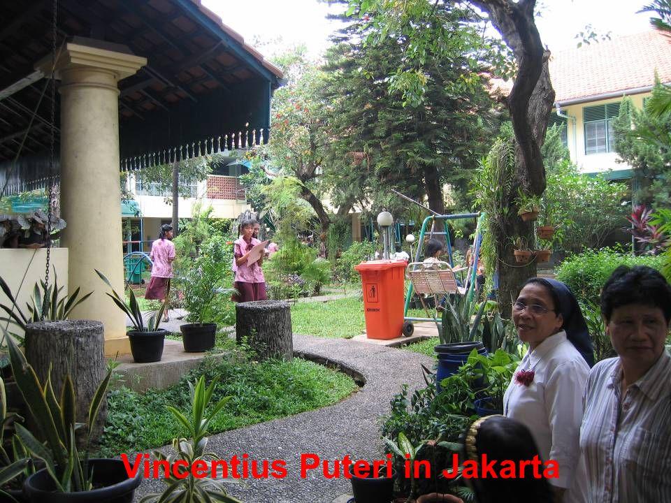Vincentius Puteri in Jakarta
