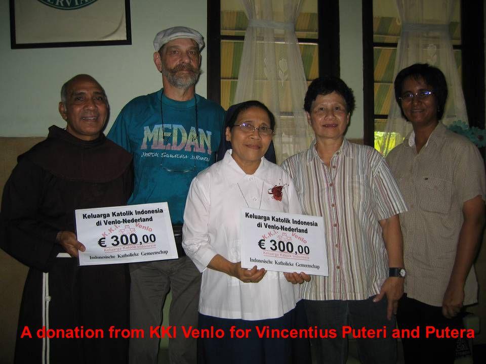 Children from Vincentius Putera