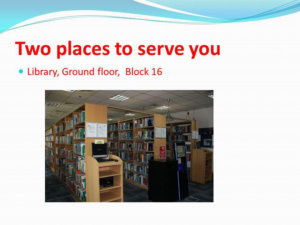 Library Group Study rooms (LGS), Ground floor, Block 4. [Ten rooms can be booked online]