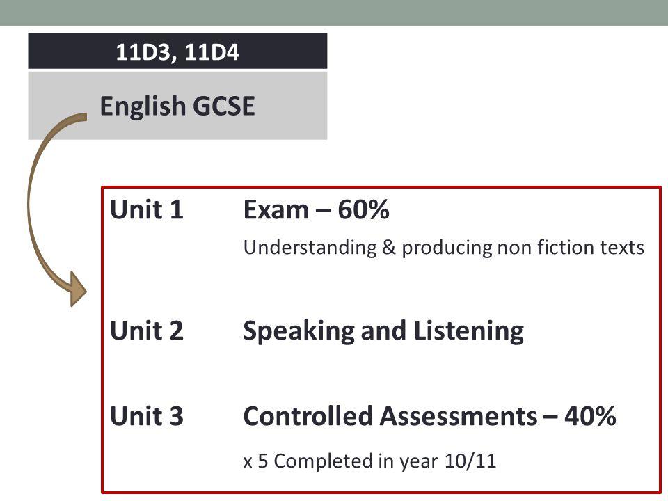 Key Dates for Year 11 W/b 10 th November Preparation for mock exam begins.