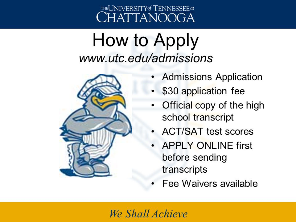 Step 4: Review your scholarship application in its entirety before you hit the submit button.