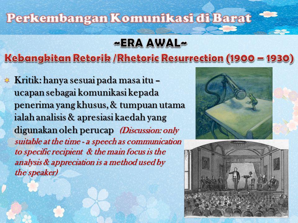 Tokoh Sarjana komunikasi di Malaysia - Prof.Dr.