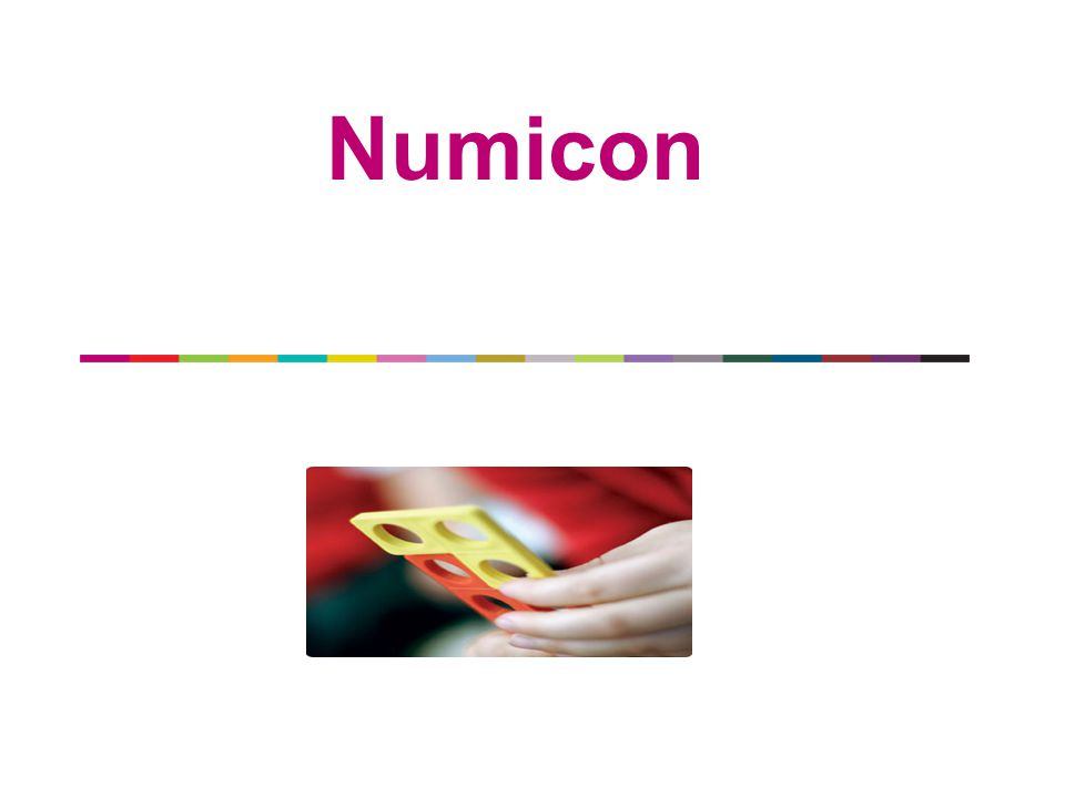 a better place to live Numicon