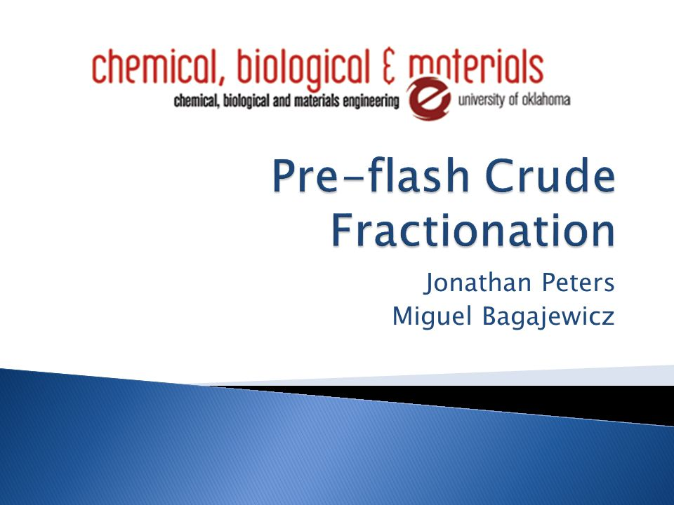  Multiple pre-flashing does not reduce the minimum heat utility ◦ Gas Oil flow rate is reduced and Residue is increased  The new design shows noticeable energy improvement and gas oil recovery from conventional distillation for heavy crudes  Further studies are warranted