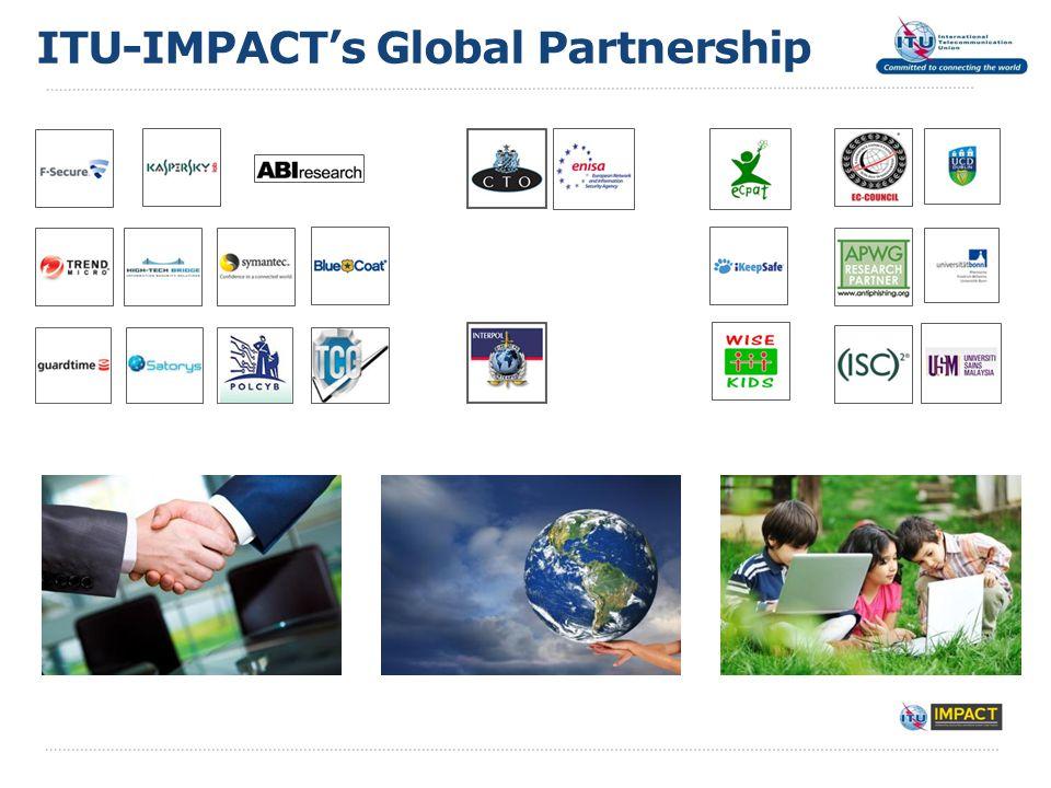 ITU-IMPACT's Global Partnership