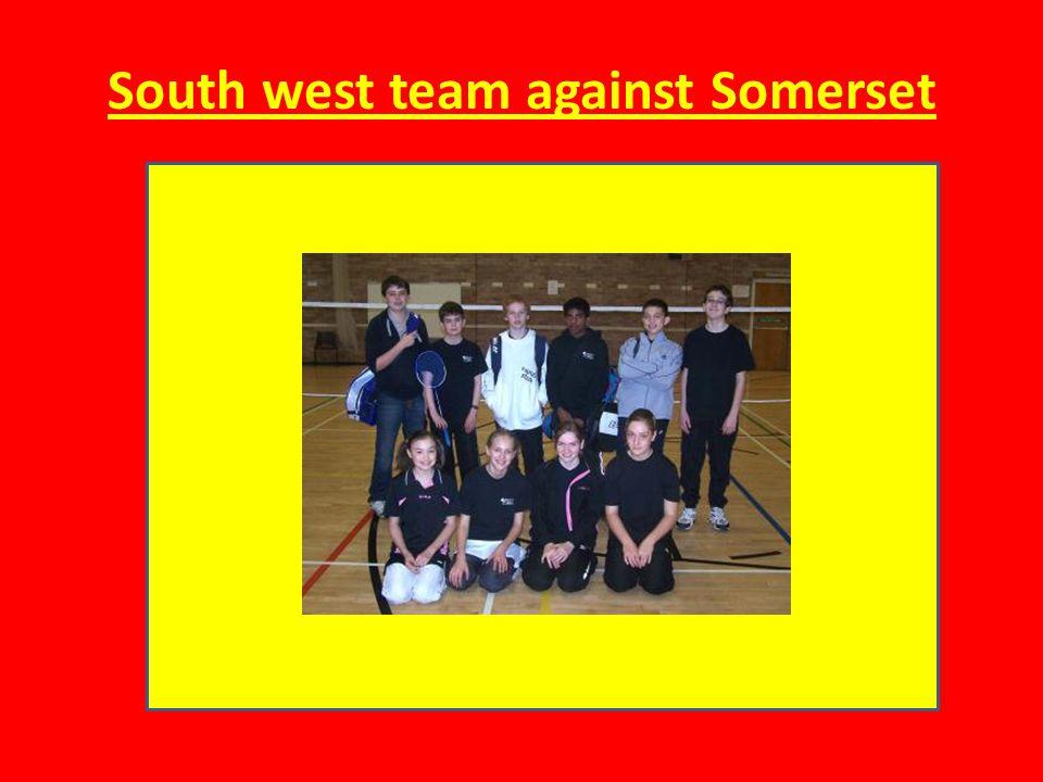 Jess has had a very successful season she has regularly reached semi finals at U15 badminton England gold tournaments.