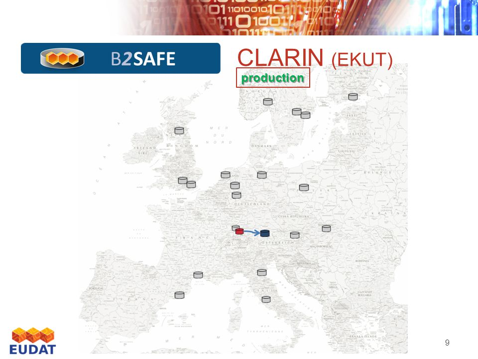 10 CLARIN (CUNI/LINDAT) production