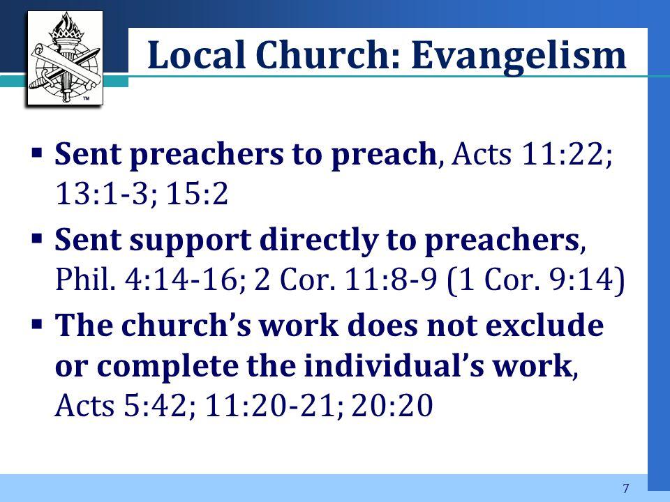 Company LOGO A WORD OF EXHORTATION Acts 13:15 8