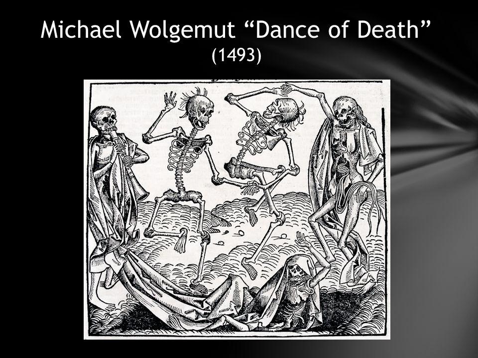 Michael Wolgemut Dance of Death (1493)