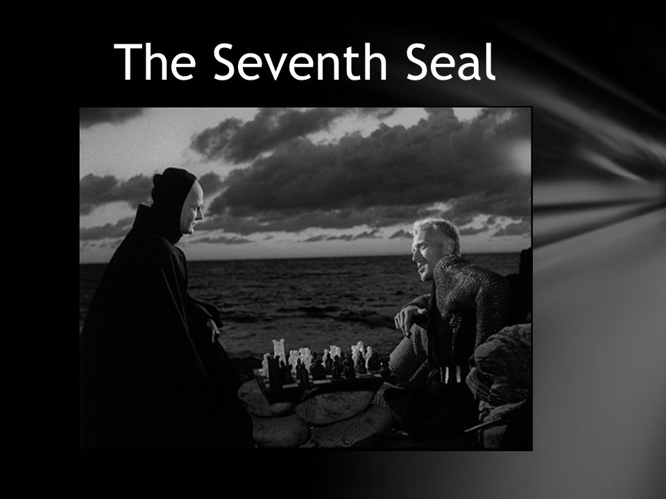 Adapted from his play Wooden Painting Budget US $150,000 35 Days Won Jury Special Prize (Cannes) The Seventh Seal
