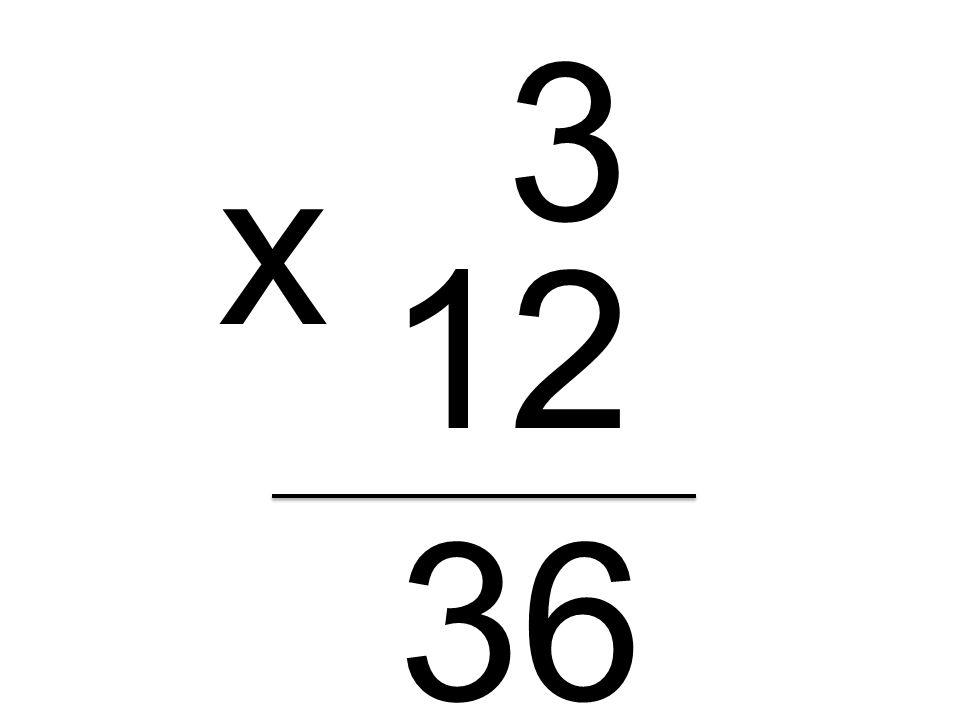 3 12 x 36