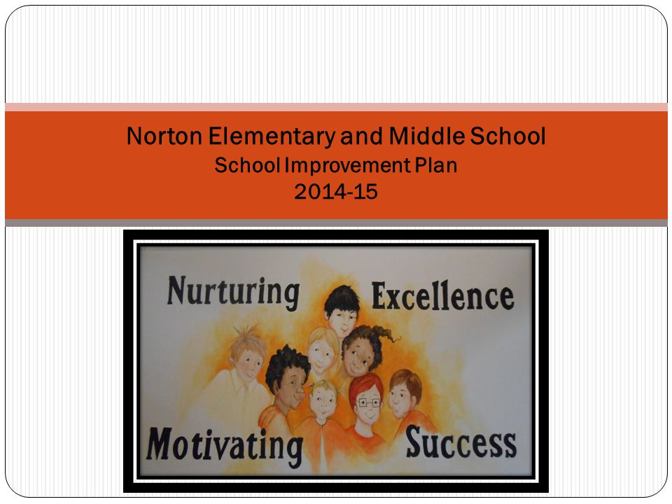 Norton Elementary and Middle School School Improvement Plan 2014-15