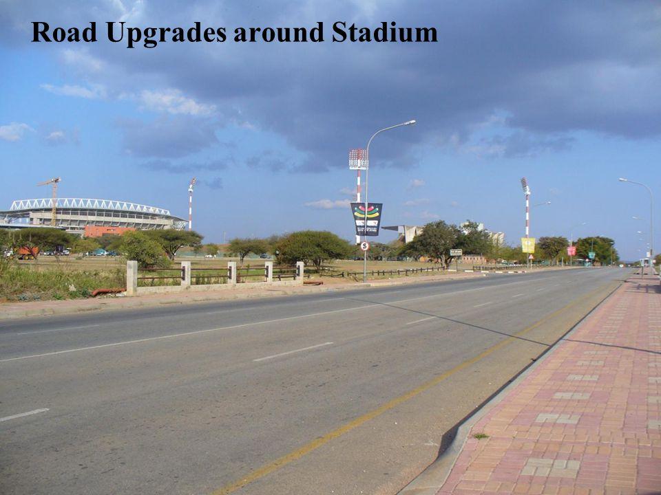 4 Upgrading of sidewalks