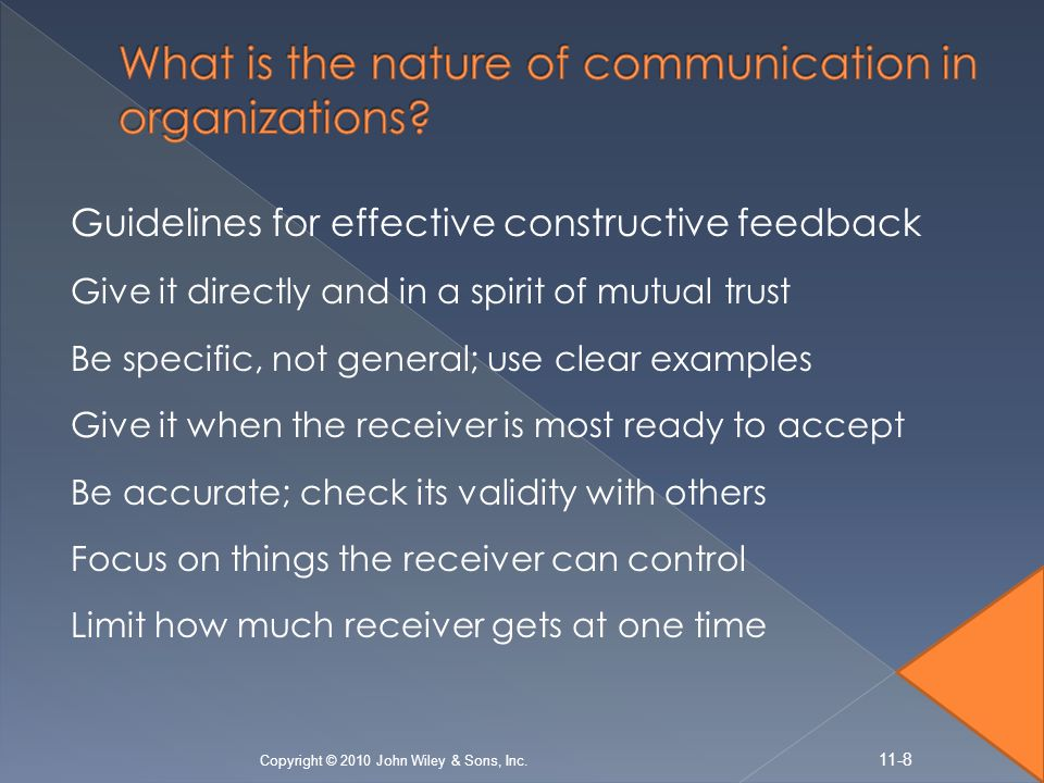 Active listening  The ability to help the source of a message say what he or she really means.
