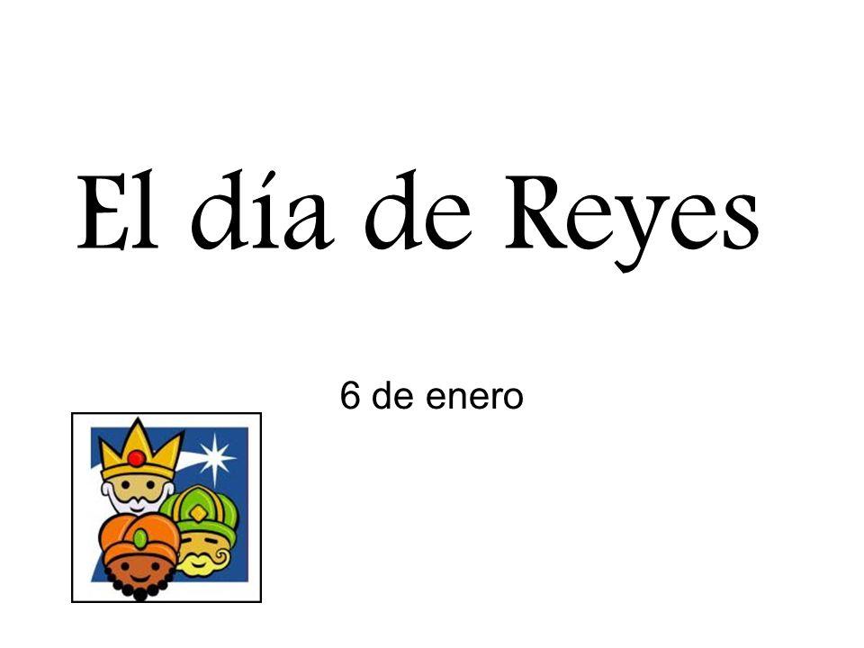 Los Reyes Magos In Spain, everyone knows who Melchor, Gaspar and Baltasar are.