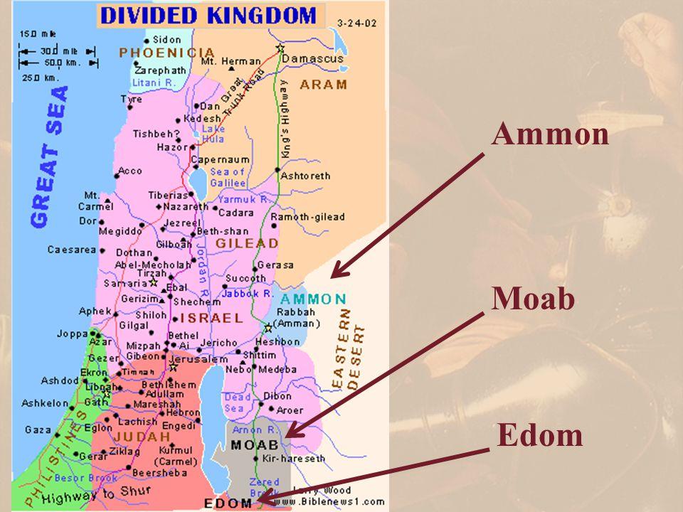 Moab Ammon