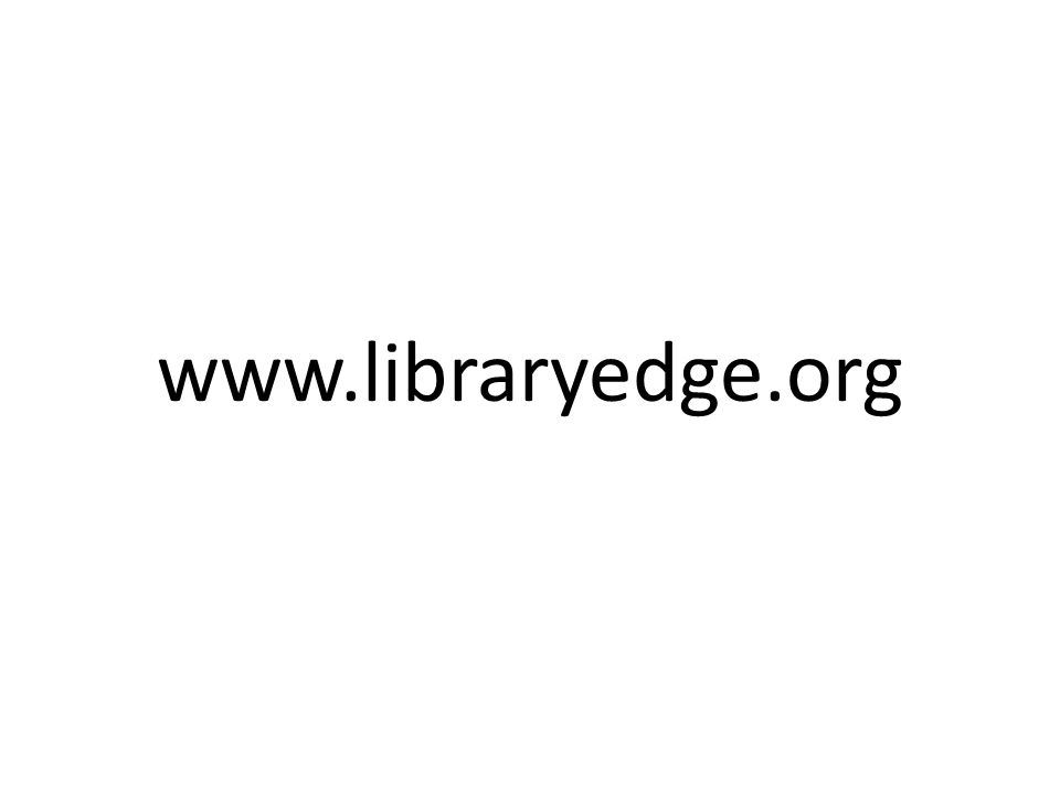 www.libraryedge.org