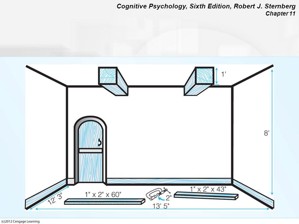 Cognitive Psychology, Sixth Edition, Robert J. Sternberg Chapter 11