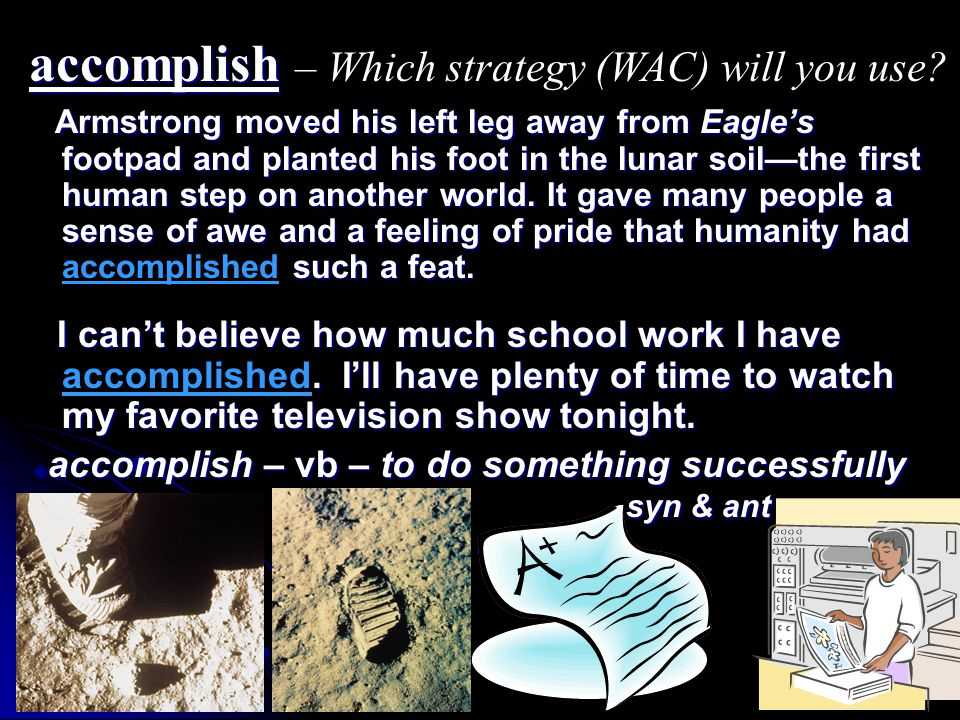 Armstrong moved his left leg away from Eagle's footpad and planted his foot in the lunar soil—the first human step on another world. It gave many peop
